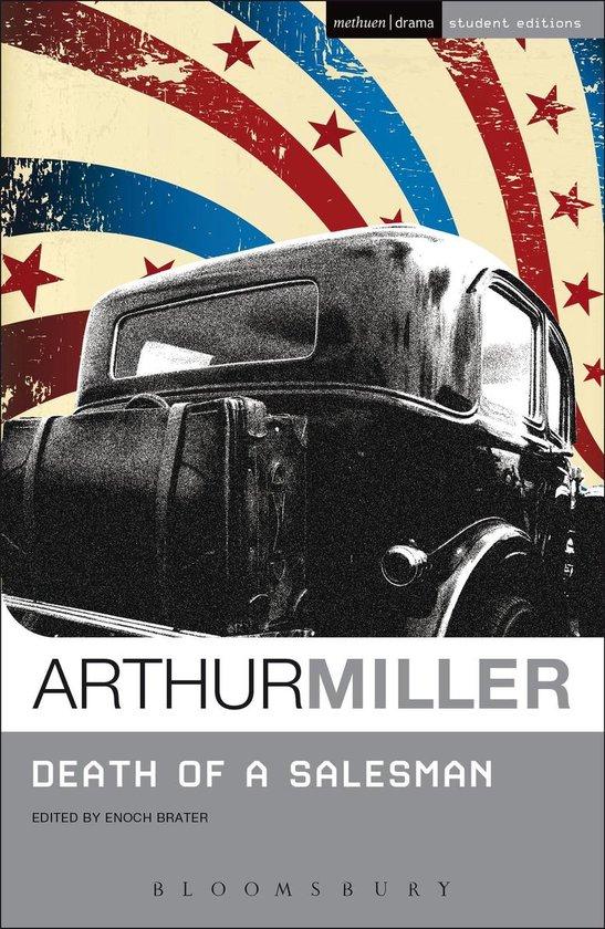 Boek cover Death of a Salesman van Arthur Miller (Onbekend)