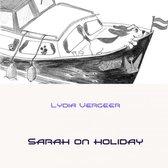 Sarah on holiday