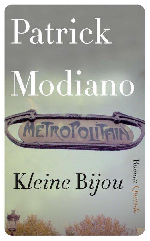 Kleine Bijou - Patrick Modiano |
