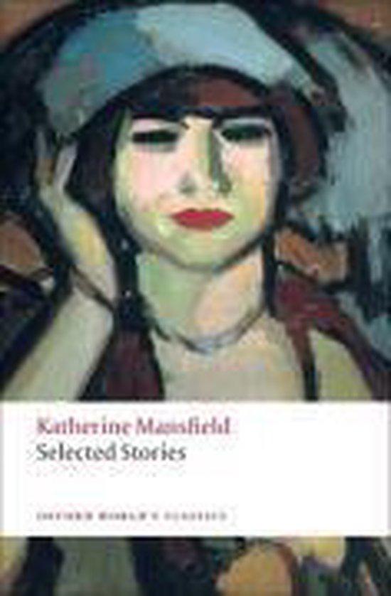 Boek cover Selected Stories van Katherine Mansfield (Paperback)