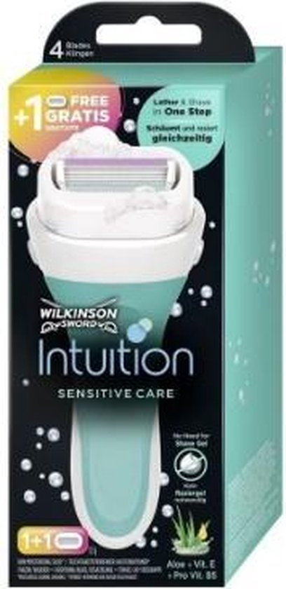 Wilkinson Intuition sensitive care scheerapparaat