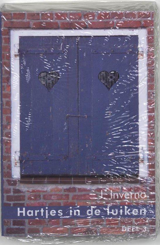 Cover van het boek 'Hartjes in de luiken / 3' van J. Inverno