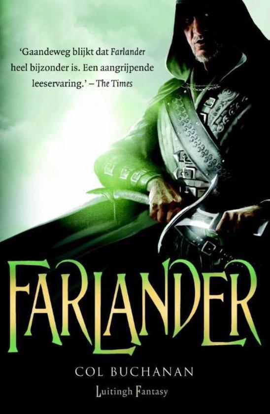 Het hart van de wereld 1 - Farlander - Col Buchanan |