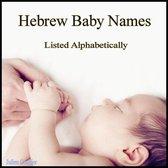 Hebrew Baby Names
