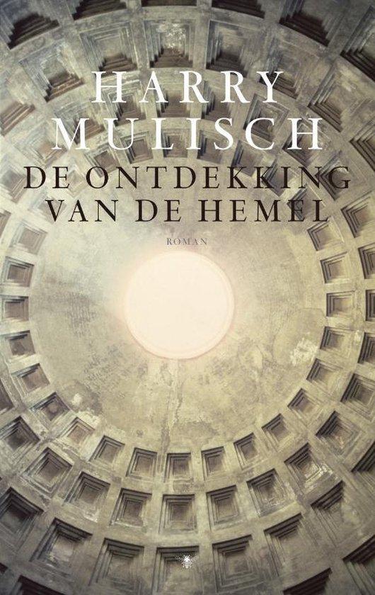Boek cover De ontdekking van de hemel van Harry Mulisch (Onbekend)