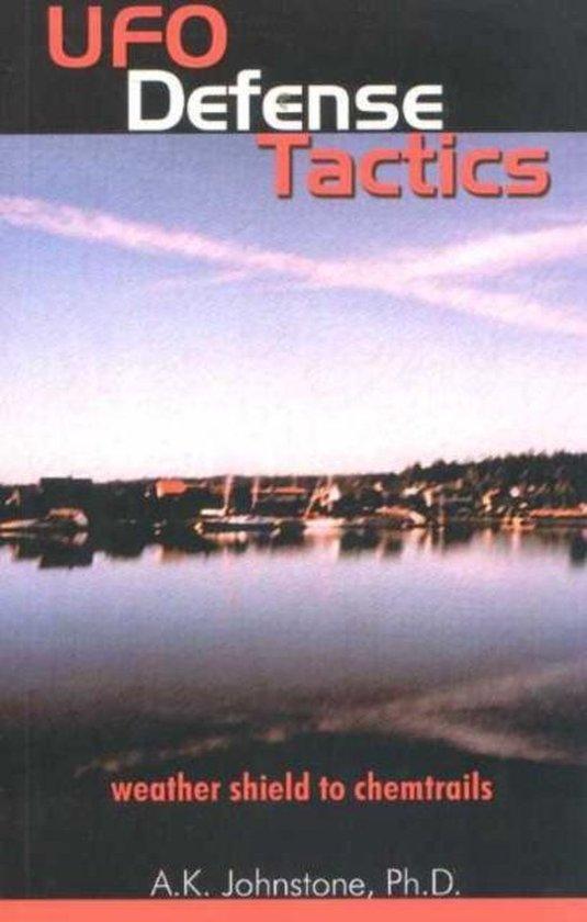 Boek cover UFO Defense Tactics van A. K. Johnstone (Paperback)