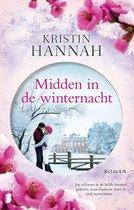Boek cover Midden in de winternacht van Kristin Hannah (Onbekend)