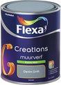 Flexa Creations - Muurverf Extra Mat - Denim Drift - 1 liter