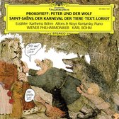 Peter And The Wolf (Complete)/Carnaval Des Animaux