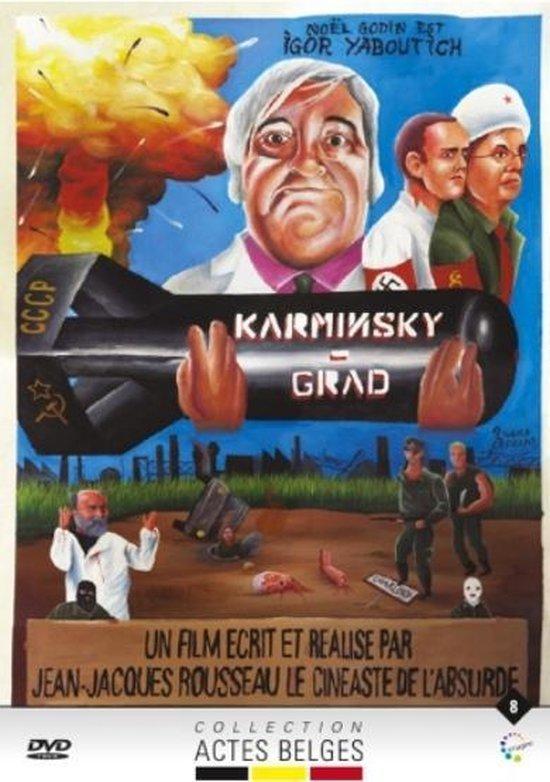 Cover van de film 'Karminsky Grad'