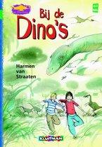 Dinosaurus leesboek - Bij de dino's - Kluitman - avi M4