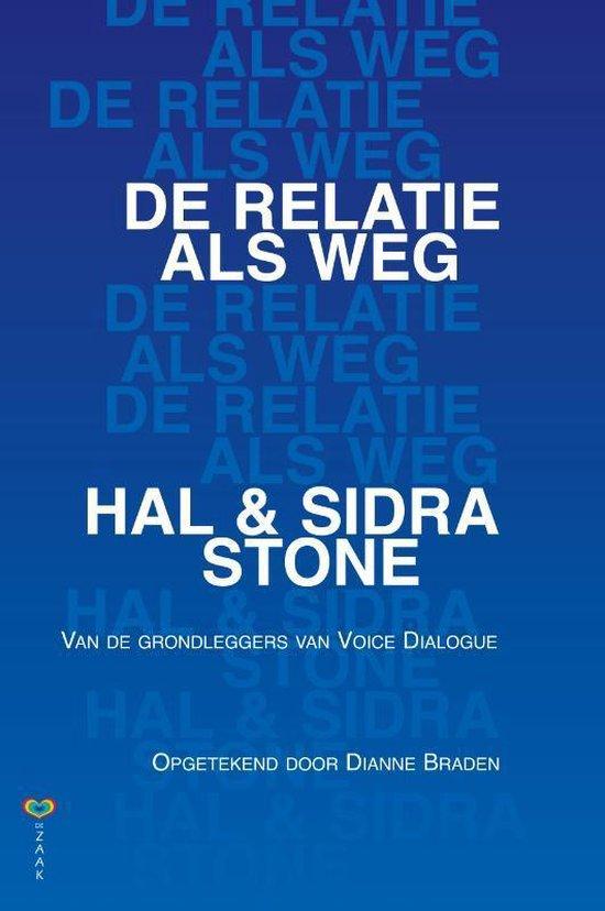 Boek cover De relatie als weg van Hal Stone (Paperback)