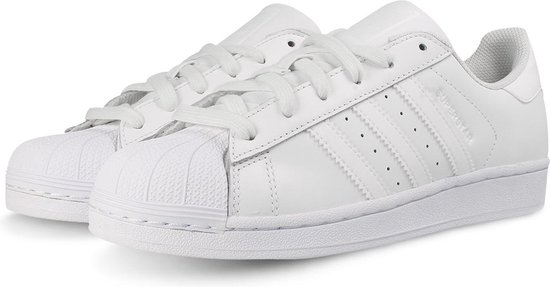 adidas Superstar Foundation Sneakers - Maat 47 1/3 - Mannen - wit
