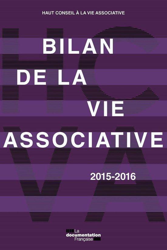 Bilan de la vie associative 2015-2016