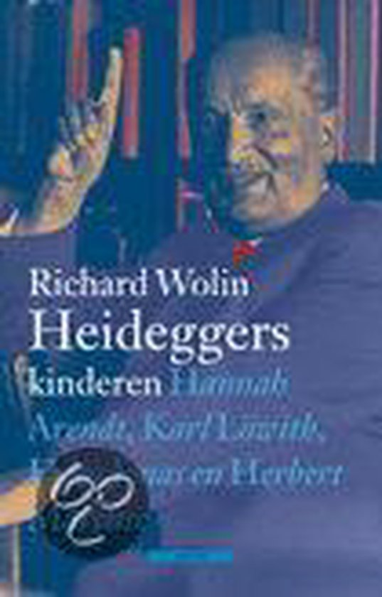 Heideggers Kinderen - Richard Wolin |