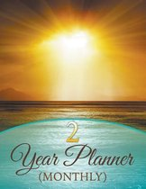 2 Year Planner (Monthly)