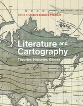 Boek cover Literature and Cartography van Jean-Marc Besse