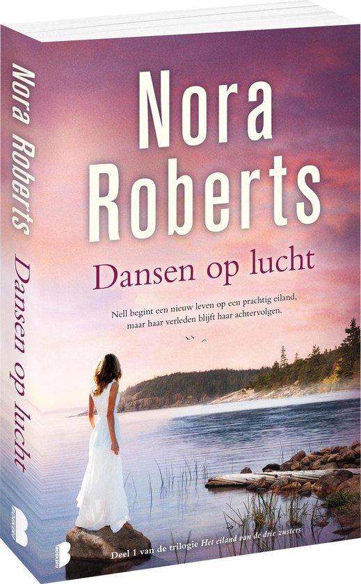 Het eiland van de drie zusters 1 - Dansen op lucht - Nora Roberts  