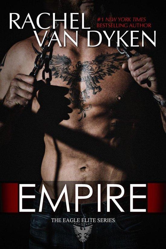 Boek cover Empire van Rachel Van Dyken (Onbekend)