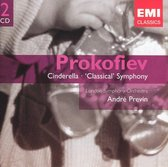 "Prokofiev: Cinderella; ""Classical"" Symphony"
