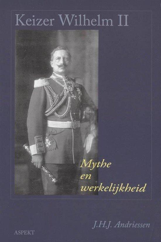 Keizer Wilhelm II - J.H.J. Andriessen |