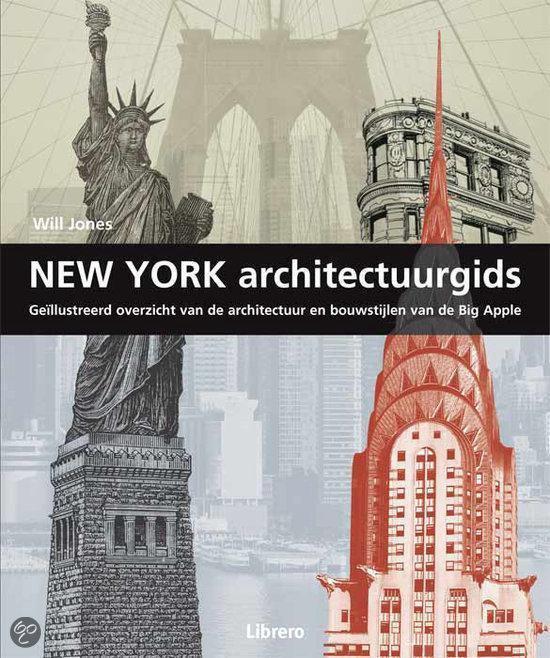 New York architectuurgids - Will Jones  