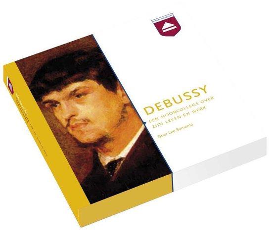 Debussy (luisterboek) - Leo Samama |