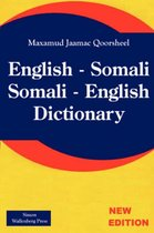 Somali - English , English - Somali Dictionary