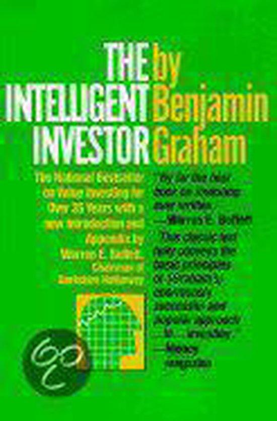 CD cover van The Intelligent Investor van Benjamin Graham