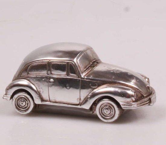 Bol Com Zilveren Decoratie Auto Met Volkswagen Looks
