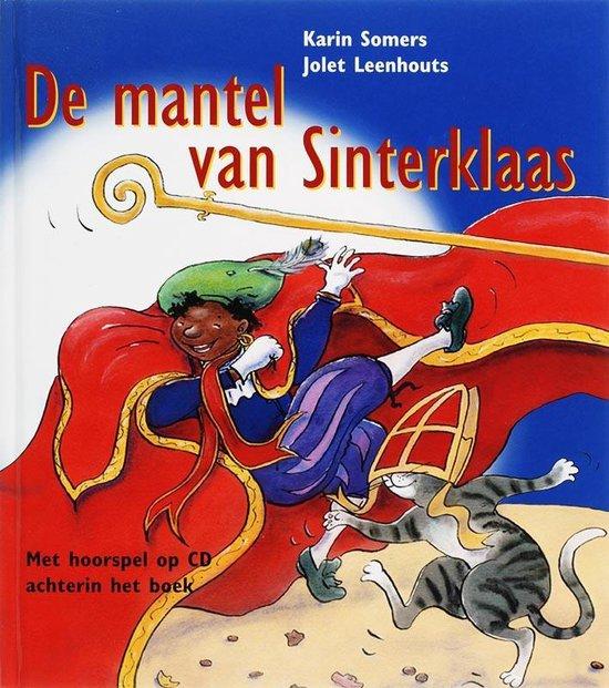 Cover van het boek 'De mantel van Sinterklaas + CD' van K. Somers
