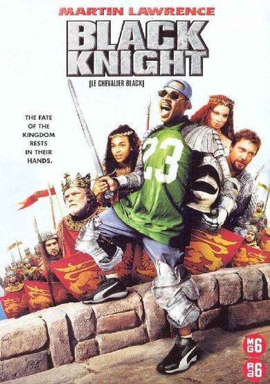 Cover van de film 'Black Knight'