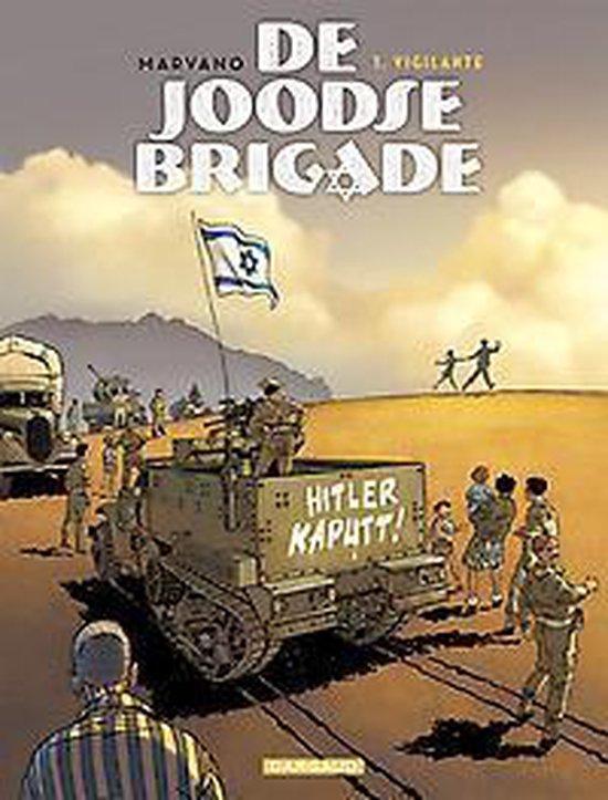 Joodse brigade hc01. vigilante 1/3 - Marvano |