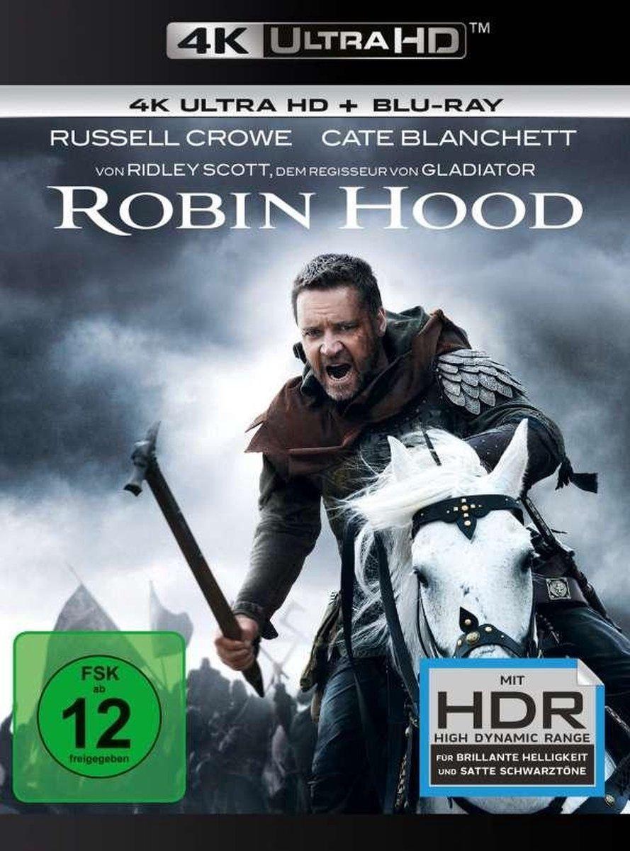 Robin Hood (Director's Cut & Kinofassung) (Ultra HD Blu-ray & Blu-ray)-