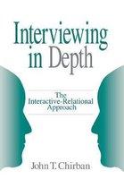 Omslag Interviewing in Depth