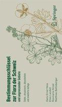Bestimmungsschlussel Zur Flora Der Schweiz Und Angrenzender Gebiete
