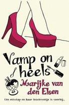 Vamp on heels
