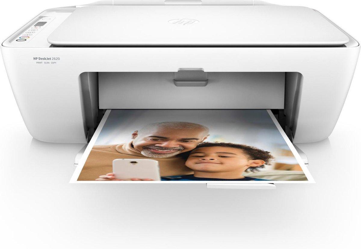 HP DeskJet 2620 - All-in-One Printer - HP