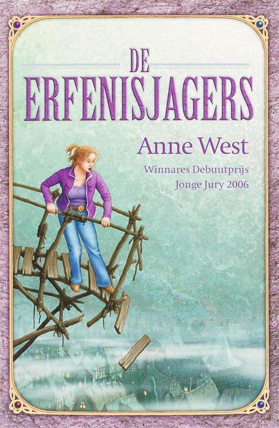 De Erfenisjagers - Anne West  
