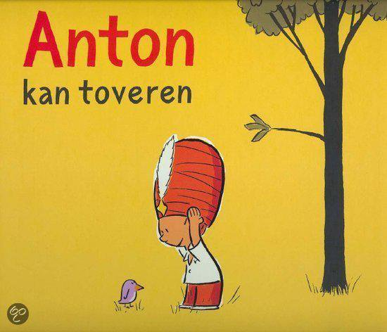 Anton kan toveren - Ole Konnecke |