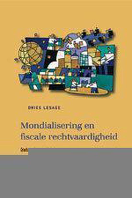 Mondialisering En Fiscale Rechtvaardigheid - Dries Lesage | Fthsonline.com