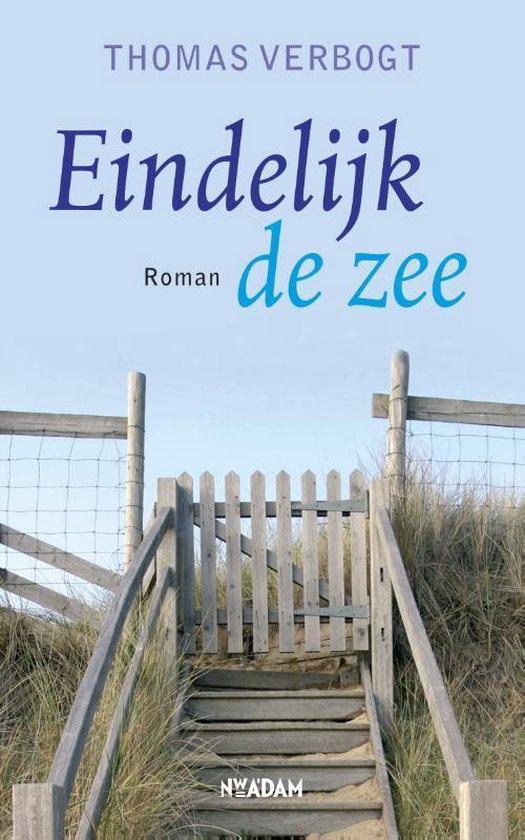 Boek cover Eindelijk de zee van Thomas Verbogt (Paperback)