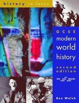 Boek cover GCSE Modern World History, Second Edition Student Book van Ben Walsh