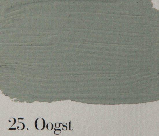 l'Authentique kleur 25- Oogst