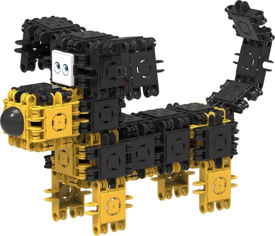 Clicformers Puppies Friends Set - 123 onderdelen - Bouwset