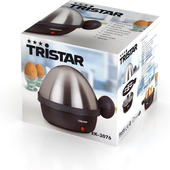 Tristar EK-3076 Eierkoker – Roestvrijstaal