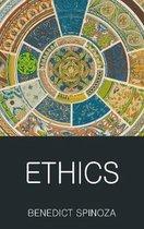 Boek cover Ethics van Benedict De Spinoza (Paperback)
