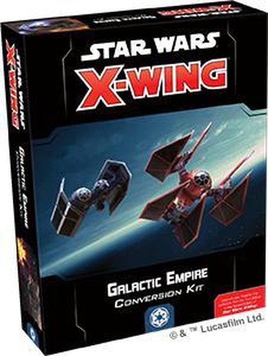 Afbeelding van het spel Star Wars X-wing 2.0 Galactic Empire Conversion Kit - Miniatuurspel