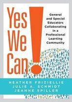 Boek cover Yes We Can! van Heather Friziellie