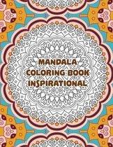 Mandala Coloring Book Inspirational